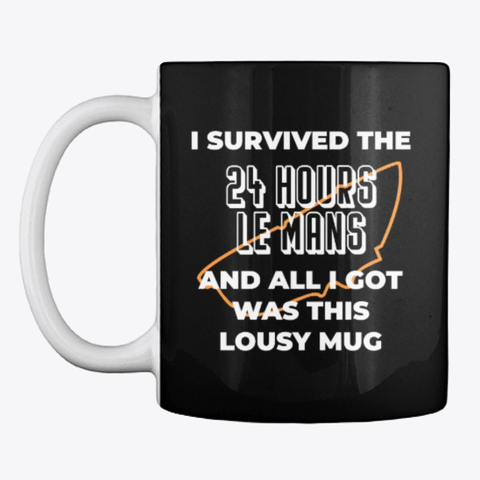 24hr Le Mans Survivor Mug