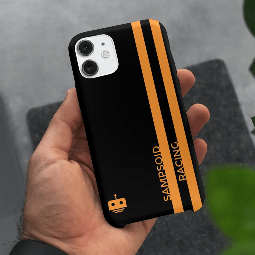 Sampsoid Racing iPhone Case