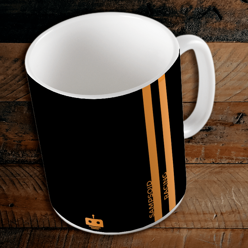 Sampsoid Racing Mug
