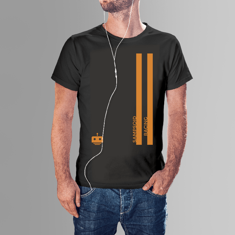 Sampsoid Racing T-Shirt