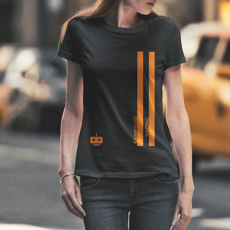 Sampsoid Racing Women's T-Shirt