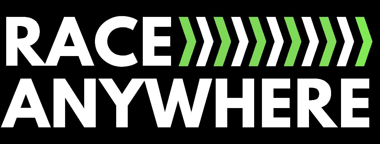 Race Anywhere Logo