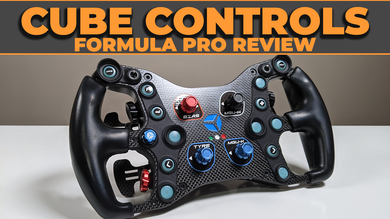 Cube Controls Formula Pro Review