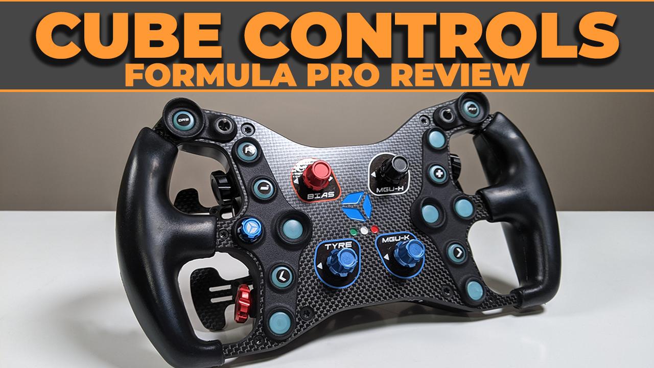 Cube Controls Formula Pro Review