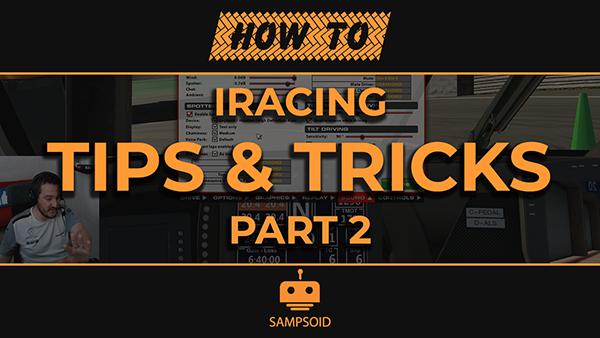 Racing Tips & Tricks Part 2