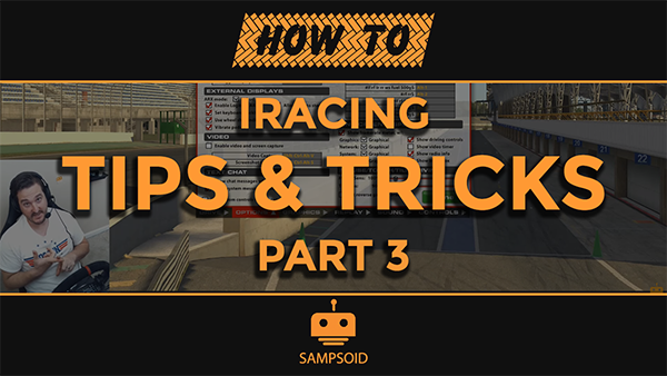 Racing Tips & Tricks Part 3