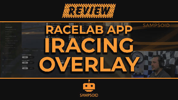 RaceLab App iRacing Overlay Review
