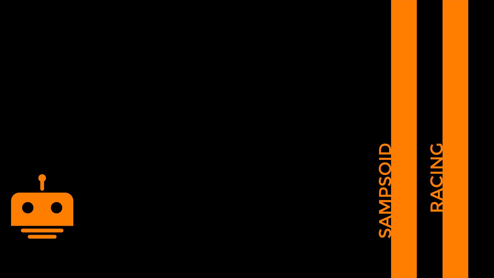 Sampsoid Racing Single Screen Wallpaper